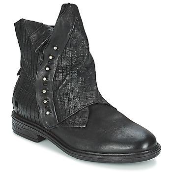 Schoenen Dames Laarzen Airstep / A.S.98 ETIENNE Zwart