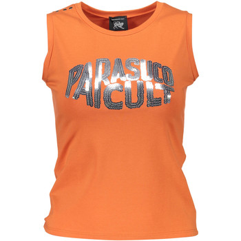 Textiel Dames Mouwloze tops Parasuco Y23B orange 0221
