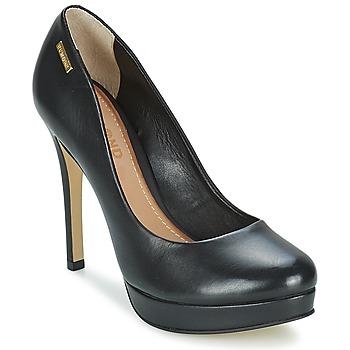 Schoenen Dames pumps Dumond VEGETALO a. Zwart