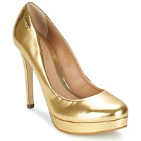 Schoenen Dames pumps Dumond MIRROURO Goud