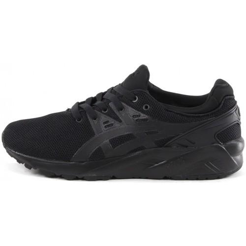 Asics Zwart - Schoenen Lage sneakers