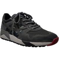 Schoenen Heren Lage sneakers Allrounder by Mephisto Speed Donkergrijs