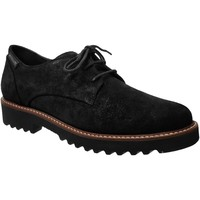 Schoenen Dames Derby Mephisto SABATINA Velvet zwart