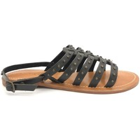 Schoenen Dames Sandalen / Open schoenen Nice Shoes sandales noir Zwart