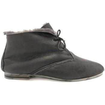 Schoenen Dames Laarzen Nice Shoes Boots Fourrées Noires Zwart