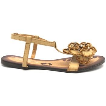 Schoenen Dames Sandalen / Open schoenen Nice Shoes Sandales Camel PS Ggiata Bruin
