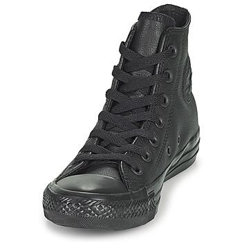 2e01aeefae7 delicaat Schoenen Hoge sneakers Converse CHUCK TAYLOR ALL STAR MONO HI Zwart