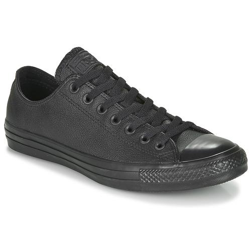 Schoenen Lage sneakers Converse CHUCK TAYLOR ALL STAR MONO OX Zwart
