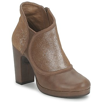 Schoenen Dames Low boots Esska TILLY Bruin / Pailletten