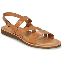 Schoenen Dames Sandalen / Open schoenen TBS BEATTYS Cognac