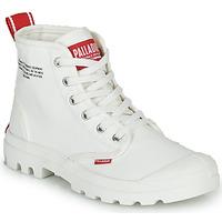 Schoenen Laarzen Palladium PAMPA HI DU C Wit