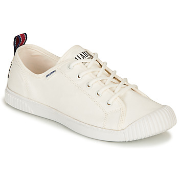 Schoenen Dames Lage sneakers Palladium EASY LACE Wit