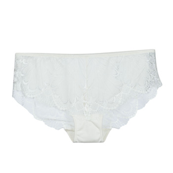 Ondergoed Dames Boxers WONDERBRA GLAMOUR RAFFINEE SHORTY Ecru