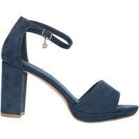 Schoenen Dames Sandalen / Open schoenen Xti 35047 Petroleum blue