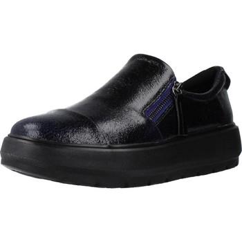 Schoenen Dames Instappers Geox D KAULA Blauw