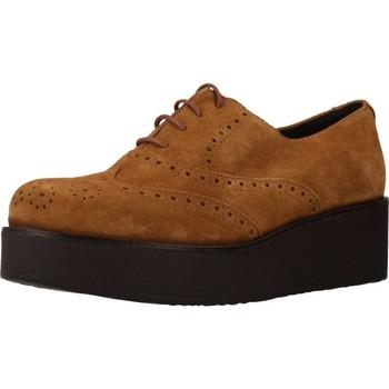 Schoenen Dames Klassiek Clover 7580C Bruin