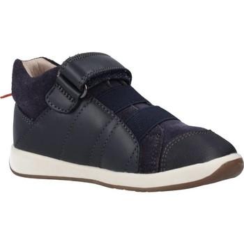 Schoenen Jongens Lage sneakers Garvalin 191310 Blauw