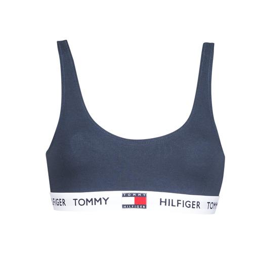 Ondergoed Dames Modern Bralette Tommy Hilfiger ORGANIC COTTON Marine