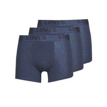 Ondergoed Heren Boxershorts Levi's PRENIUM BRIEF PACK X3 Marine