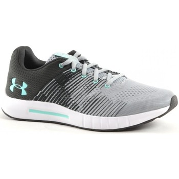 Schoenen Jongens Running / trail Under Armour  Zwart
