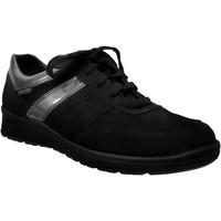 Schoenen Dames Lage sneakers Mephisto Rebeca Velvet zwart