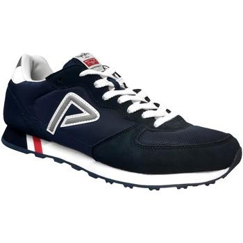 Schoenen Heren Lage sneakers Pepe jeans Klein archive Marineblauw