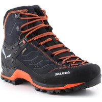 Schoenen Heren Wandelschoenen Salewa Ms Mtn Trainer Mid Gtx 63458-0985 black, orange