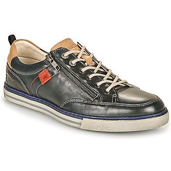 Schoenen Heren Lage sneakers Fluchos QUEBEC Marine / Beige / Rood