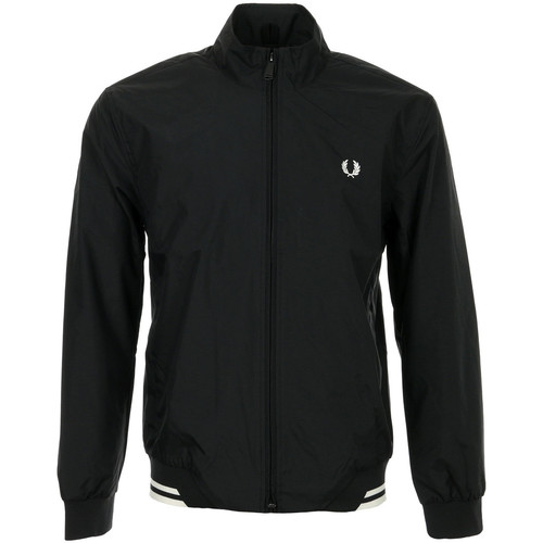 Textiel Heren Wind jackets Fred Perry Twin Tipped Sports Jacket