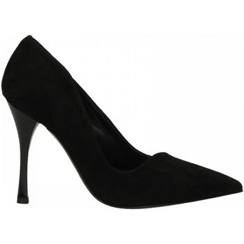 Schoenen Dames pumps Ororo DECOLLETE CAMOSCIO nero