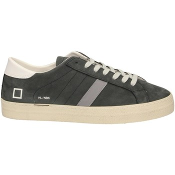 Schoenen Heren Lage sneakers Date HILL LOW NABUK blue
