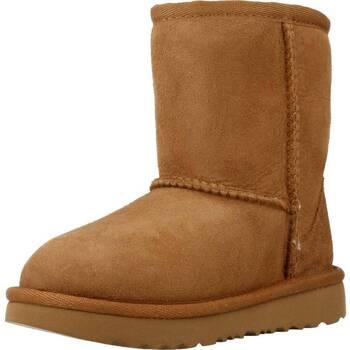 Schoenen Meisjes Snowboots UGG CLASSIC II Bruin