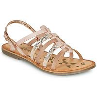 Schoenen Meisjes Sandalen / Open schoenen Kickers DIXON Roze