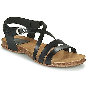 Schoenen Dames Sandalen / Open schoenen Kickers ANATOMIUM Zwart
