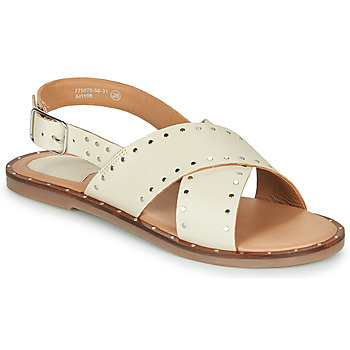 Schoenen Dames Sandalen / Open schoenen Kickers KICLA Beige
