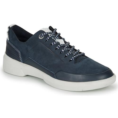 Schoenen Dames Lage sneakers Kickers ORUKAMI Marine