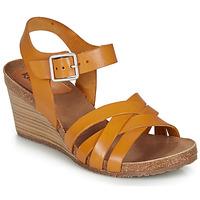 Schoenen Dames Sandalen / Open schoenen Kickers SOLYNA Camel