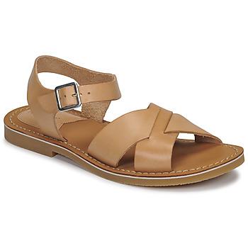 Schoenen Dames Sandalen / Open schoenen Kickers TILLY Beige