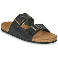 Schoenen Heren Sandalen / Open schoenen Kickers ORANO Zwart
