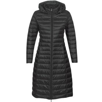 Textiel Dames Dons gevoerde jassen JOTT LAURIE Zwart