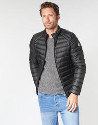 Textiel Heren Dons gevoerde jassen JOTT MAT Zwart