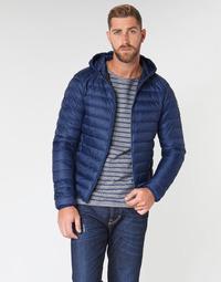 Textiel Heren Dons gevoerde jassen JOTT NICO Blauw - jeans