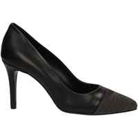 Schoenen Dames pumps Albano VITELLO nero