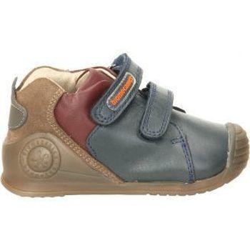 Schoenen Kinderen Laarzen Biomecanics 191155 B Bleu
