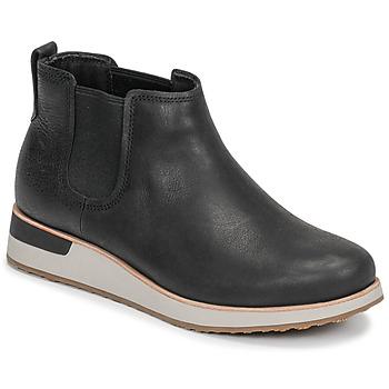 Schoenen Dames Laarzen Merrell ROAM CHELSEA Zwart