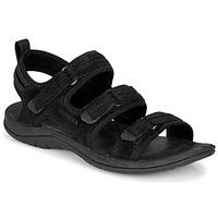 Schoenen Dames Outdoorsandalen Merrell SIREN 2 STRAP Zwart