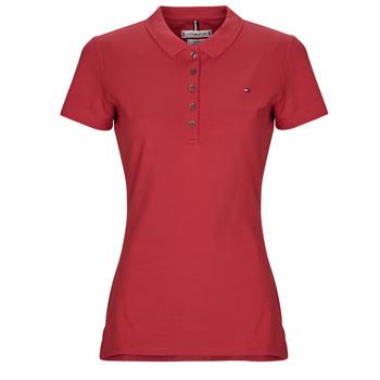 Polo Shirt Korte Mouw Tommy Hilfiger  NEW CHIARA