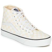 Schoenen Dames Hoge sneakers Vans SK8-Hi Tapered Roze / Wit