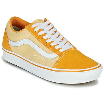 Schoenen Dames Lage sneakers Vans COMFYCUSH OLD SKOOL Geel