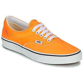 Schoenen Dames Lage sneakers Vans ERA NEON Oranje